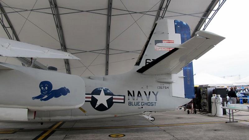 グラマン C-1A トレーダー 6