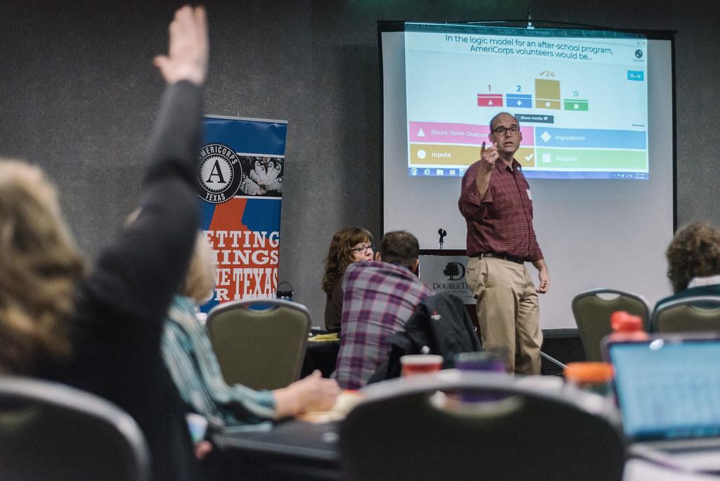AmeriCorps*Texas All-Grantee Meeting 2018