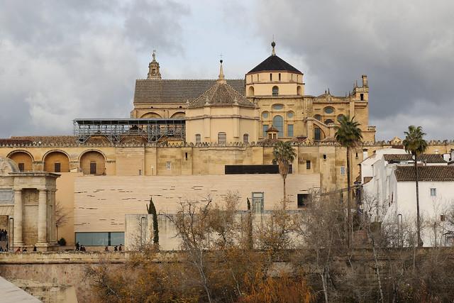 grande moschea-cattedrale di Cordova