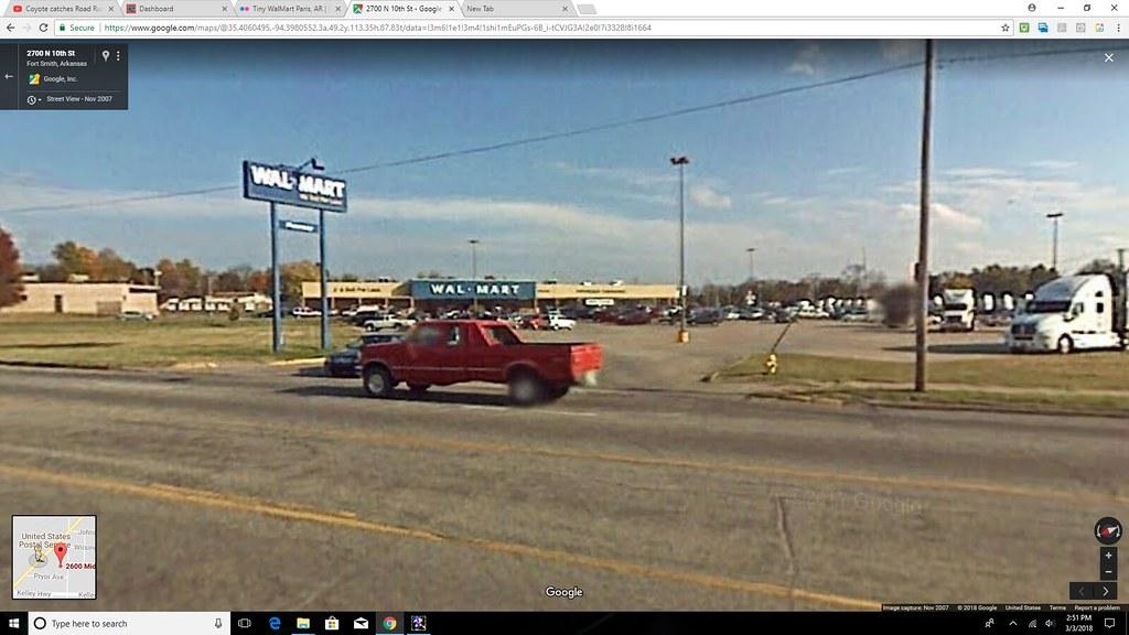 Old Ft Smith Walmart