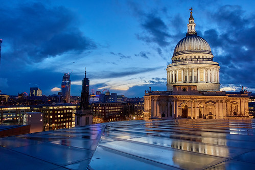 St Pauls Cathedral | by Yo_Nayson
