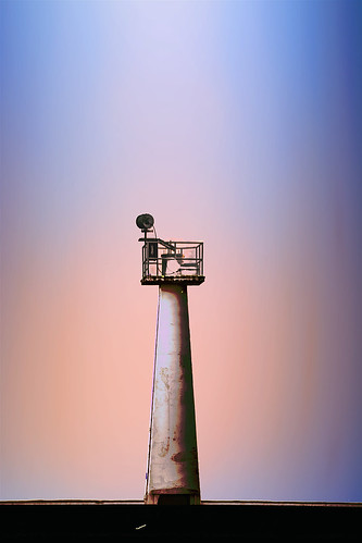 hawaii hilo harbor alone bouy lighthouse bigisland sunrise wyojones np