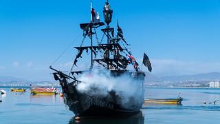 Piratenschiff in Coquimbo   by simon.monai