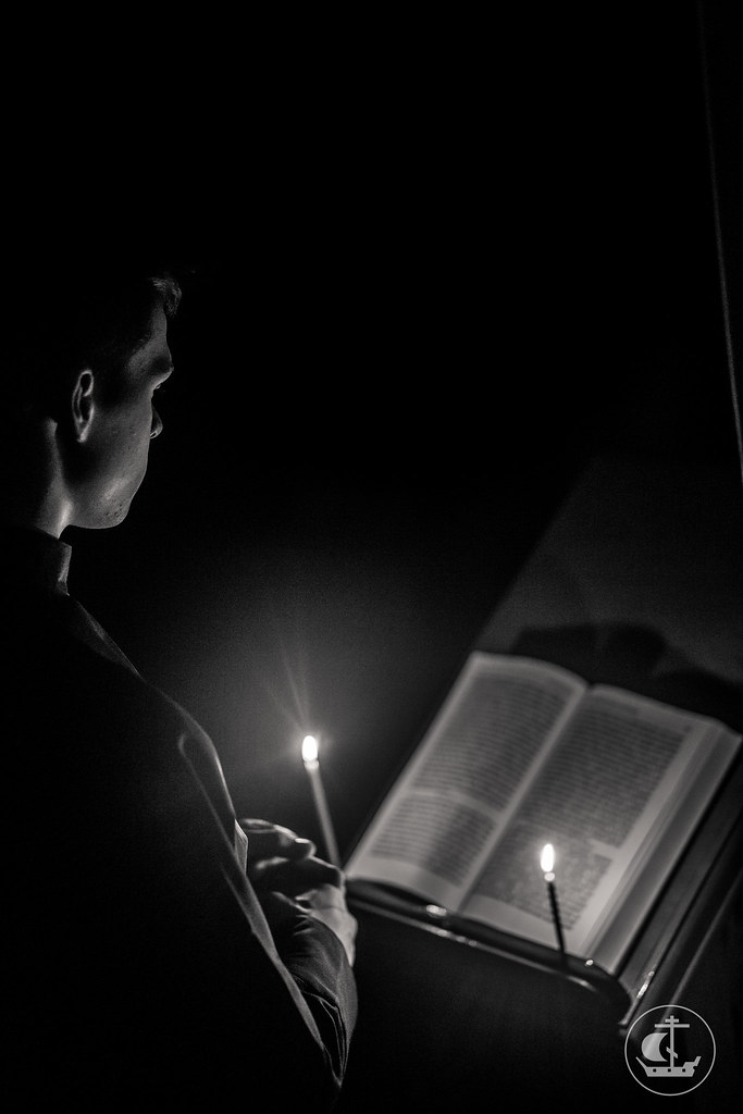 19 февраля 2018, Понедельник Первой седмицы Великого поста / 19 February 2018, Monday of the 1st Week of Great Lent