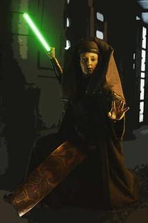 Jedi Luminara Unduli - Elisabetta