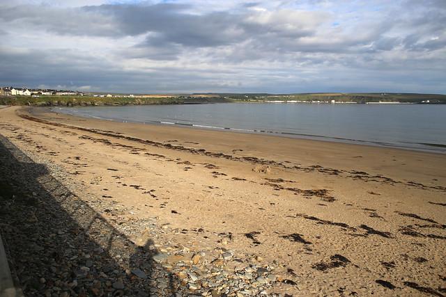 The beach at Thurso