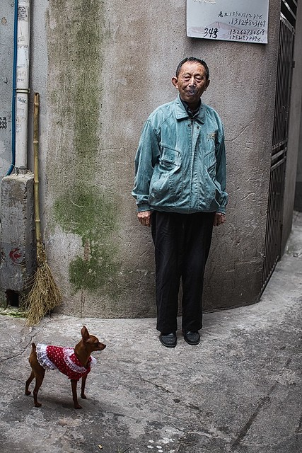 Portraits from the other side~ Shanghai