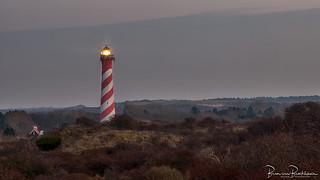"""Lighthouse """"West Schouwen"""" or """"Westerlichttoren""""   by BraCom (Bram)"""