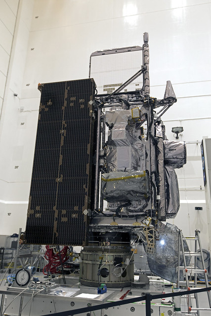 GOES-S Preparations for Encapsulation Underway