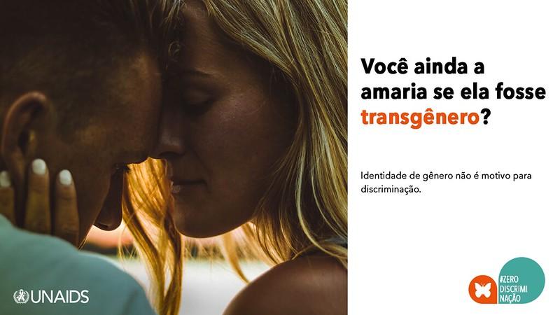 Dia Mundial de Zero Discriminação 2018