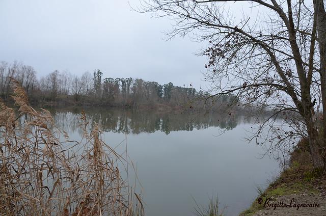 Mélancolie sur le lac