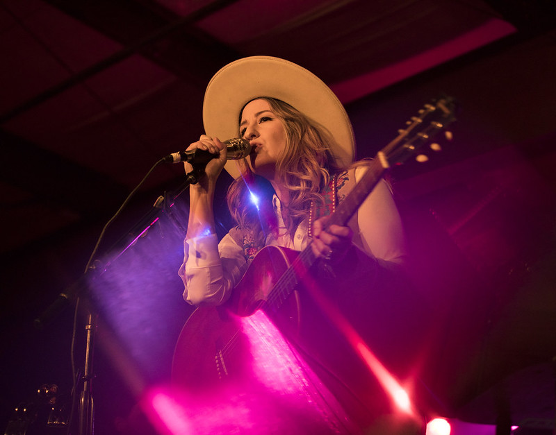 Margo Price at the Diamond Ballroom