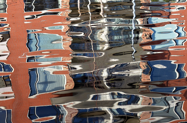 Wet reflections