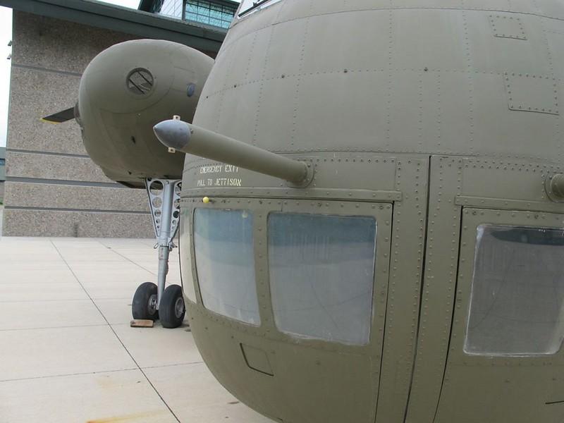 Sikorsky CH-37B Mojave-5