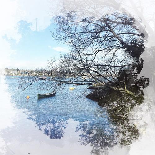 boat winter canoe hannahlens gongbifilm