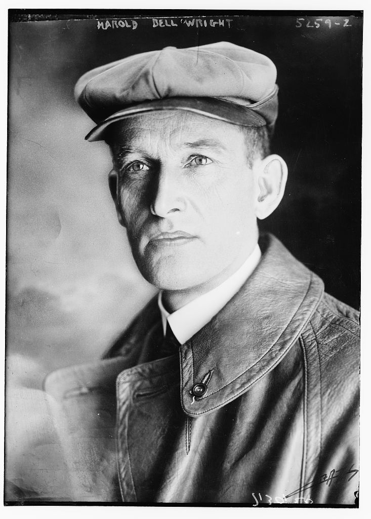 Harold Bell Wright (LOC)