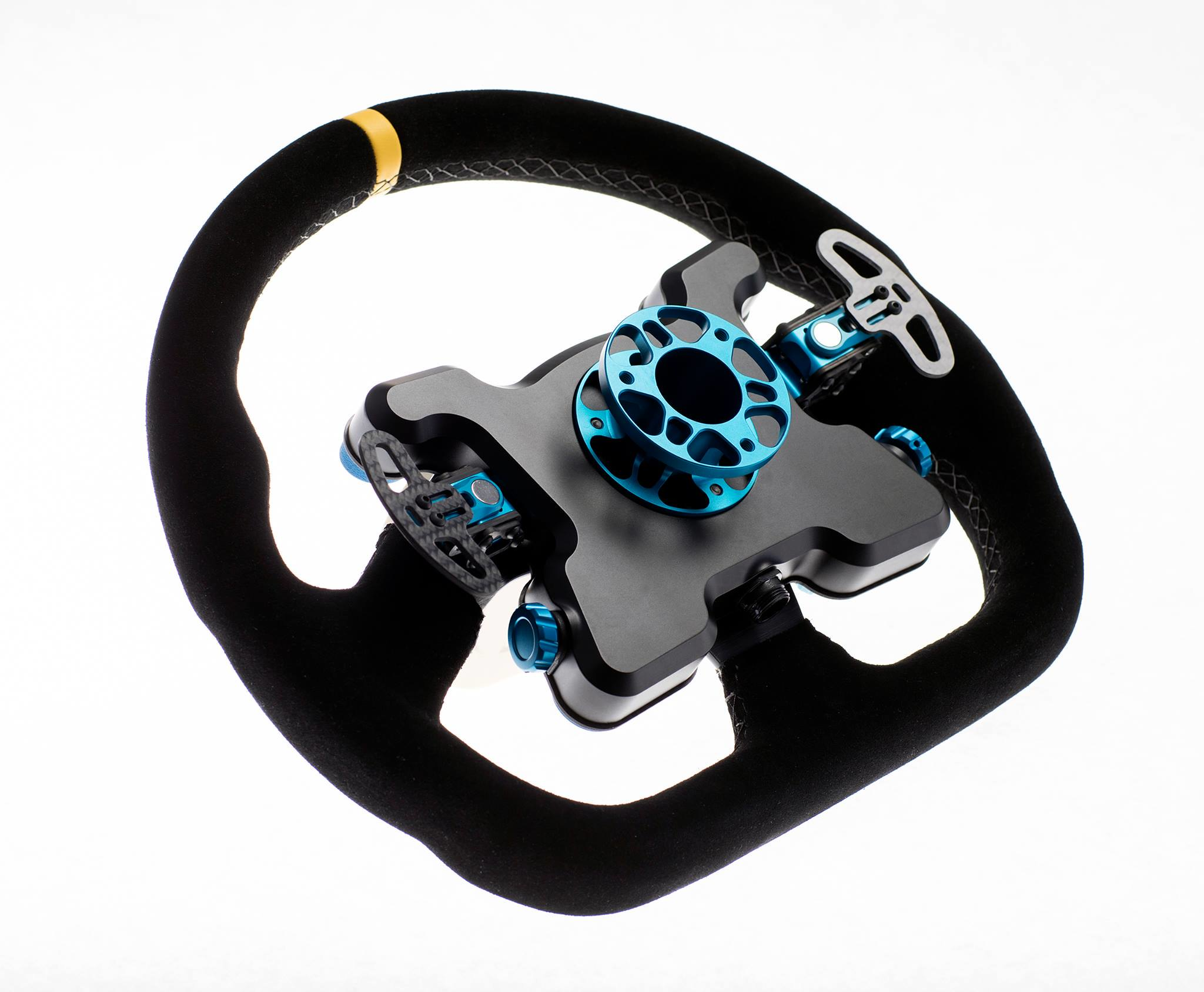 Cube Touring steering wheel 6