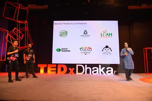 TEDxDhaka 2017 Rendering Tomorrow   by TEDxDhakaPhotos