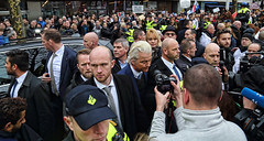 Wilders, Dewinter en bodyguards