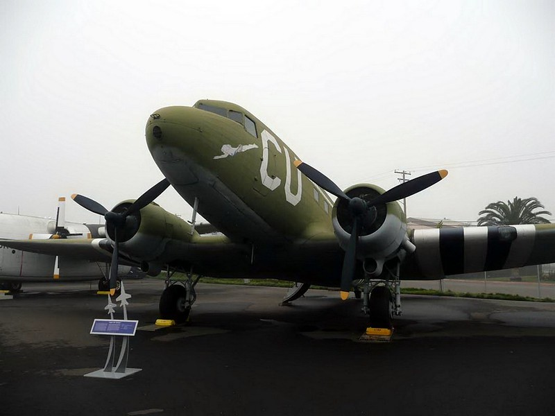 Douglas C-53D Skytrooper 1