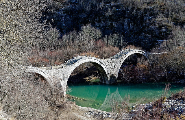 Bridge of Plakidas or Kalogeriko - Zagori #1