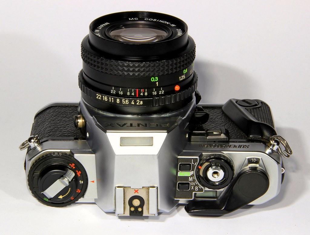 Pentax Super Program + Cosina Cosinon MC W 28mm f2 8  Made…   Flickr