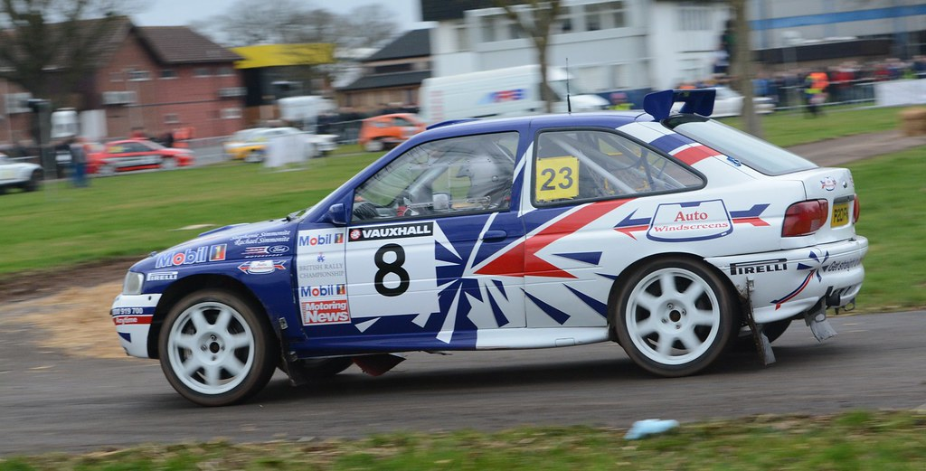 Ford Escort RS2000 F2