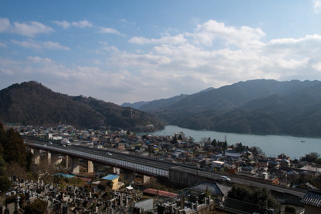 Lake Sagami(相模湖)#2