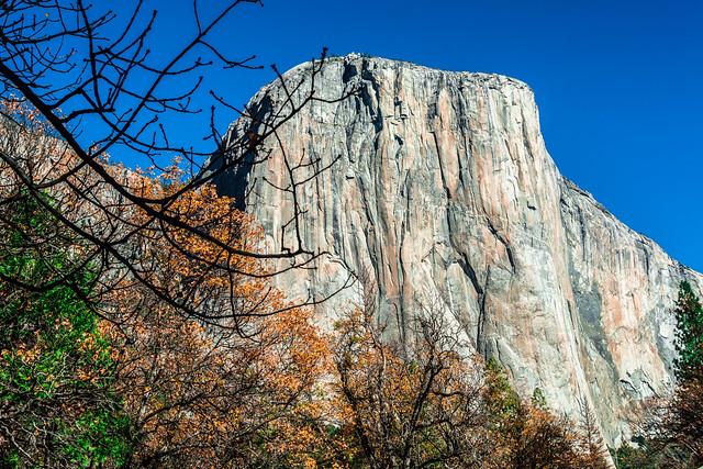 Yosemite National Park . Caiifornia /USA   El Capitan