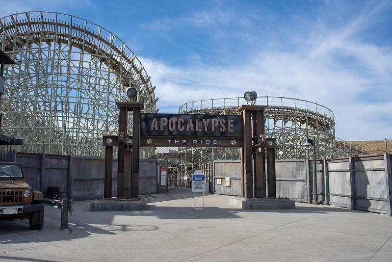 Apocalypse the Ride