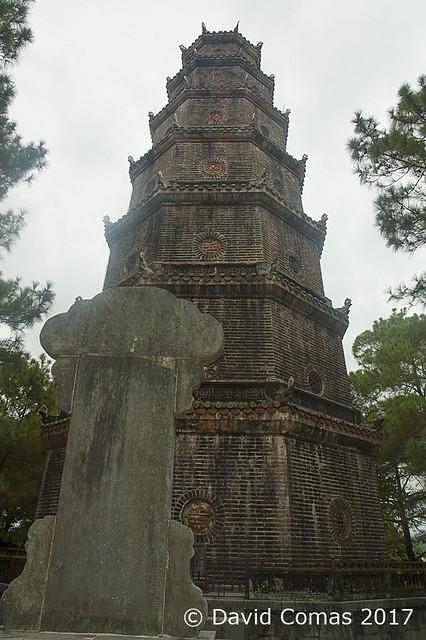 Hue - Thien Mu Pagoda