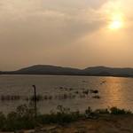 Sunset in Jazan
