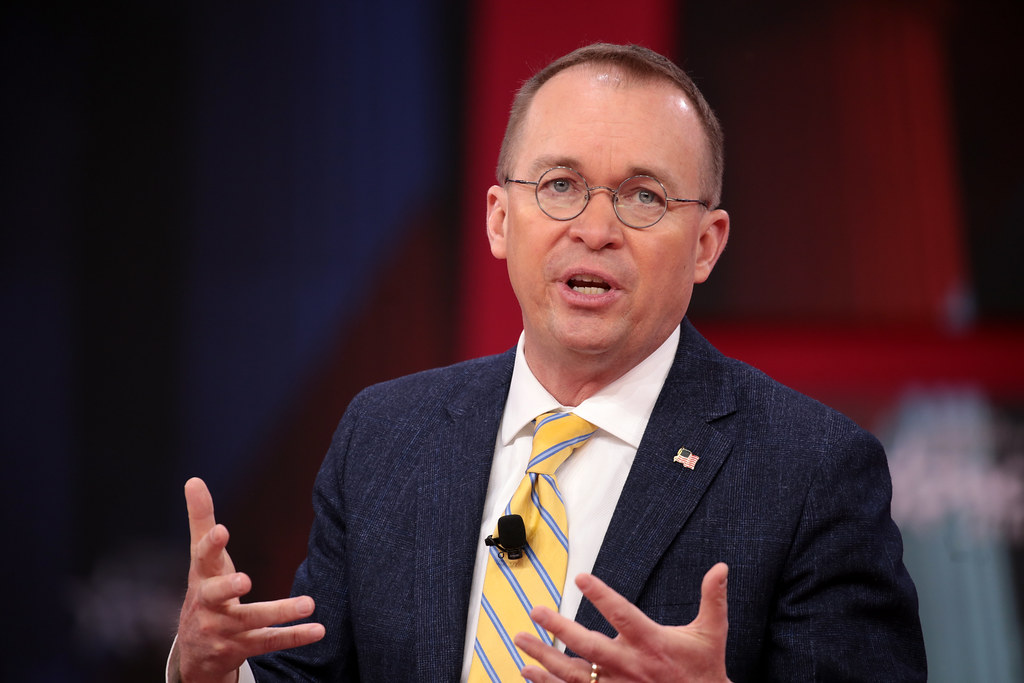 Image result for mick mulvaney