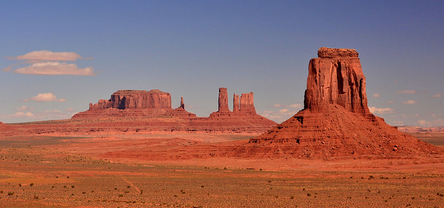 Monument Valley (Explored)