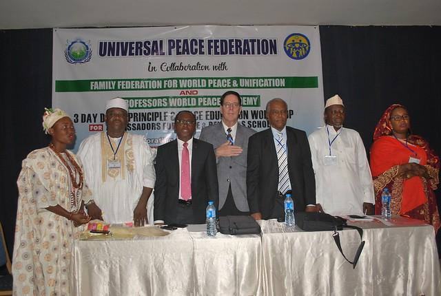 Nigeria-2017-10-24-UPF-Nigeria Appoints New Interreligious Ambassadors for Peace