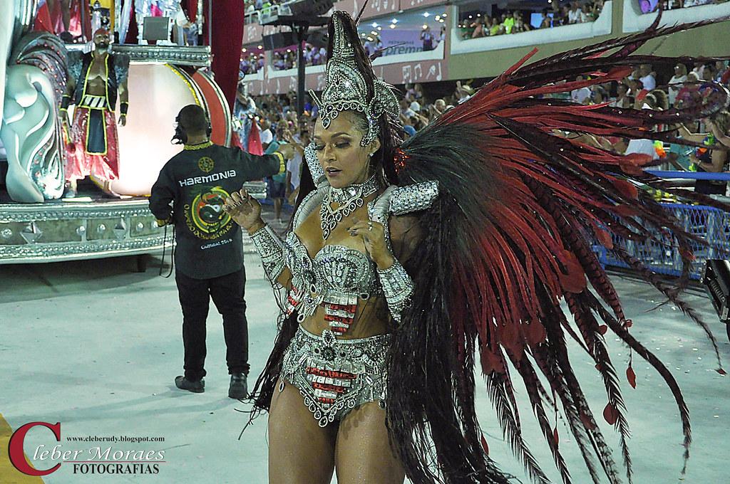 G. R. E. S. Império Serrano 3647 Carnaval 2018 - Rio de Janeiro - RJ - Brasil