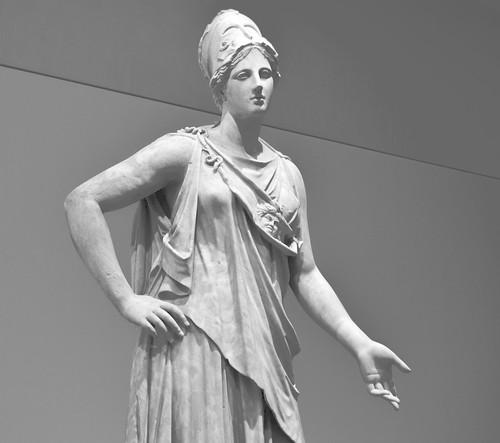 Athena   by Francisco Anzola