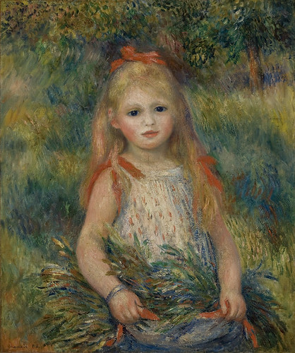 Renoir_-_Menina_com_as_Espigas_-_Flores   by At Sunnyside