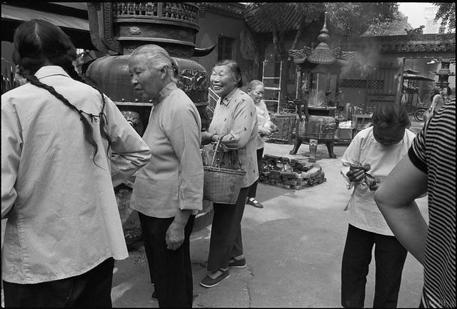 2009.06.05[11] Zhejiang WuHang town Lunar May 13 YuWong Temple GuanGong Festival 浙江 五杭镇五月十三禹皇庙关公节-92