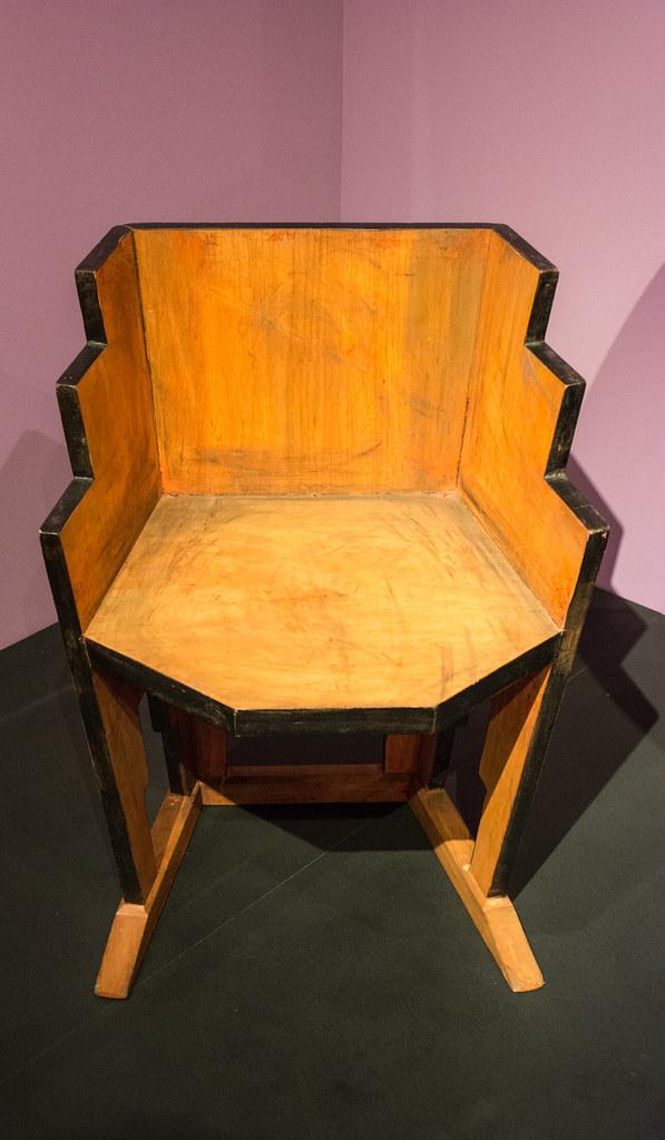 Skyscraper chair - Paul Frankl
