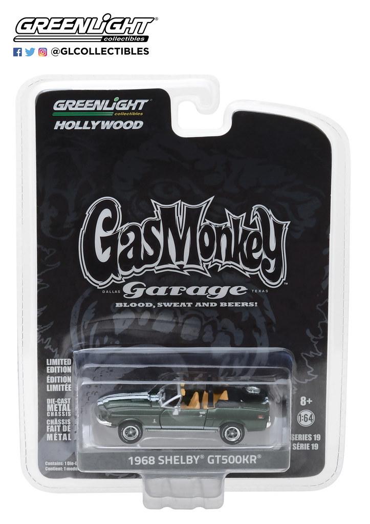 44790-D - 1-64 Hollywood 19 - Gas Monkey Garage - 1968 She
