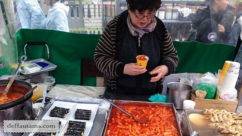 5 hari di Seoul - Tteokbokki 1 | by deffa_utama
