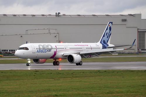 A321-251NX Airbus D-AVZO MSN7877 | by hendriksehoof55