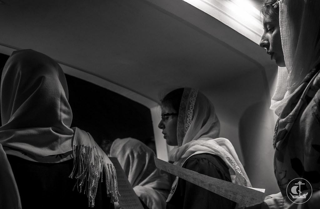10-11 февраля 2018, Неделя мясопустная, о Страшнем суде / 10-11 February 2018, The Meat-fare Sunday of the Last Judgment