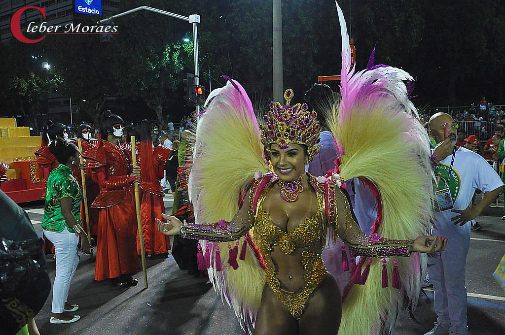 G. R. E. S. Império Serrano 3540 Carnaval 2018 - Rio de Janeiro - RJ - Brasil