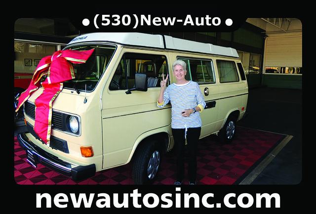 1984 Volkswagen VW Westfalia Vanagon