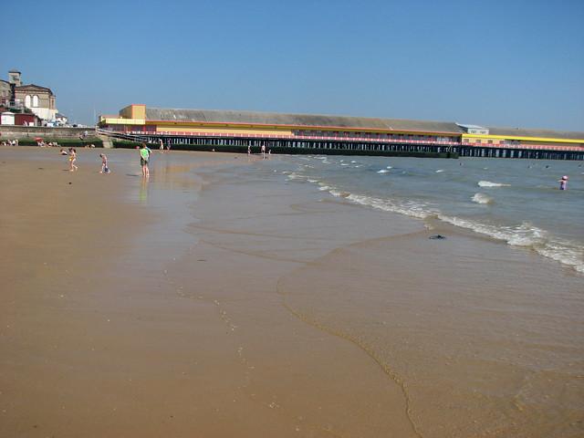 The pier at Walton-on-the-Naze