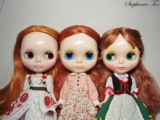 Similar Hair Colours (So sad my Phoebe was gone)