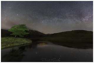 Milkyway over a lovely little Tarn | by dannykenealy