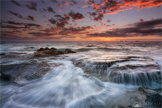 Waters in Motion   by Darkelf Photography